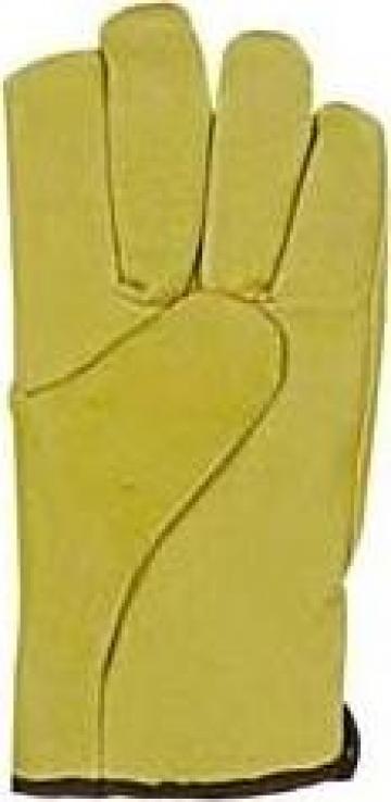 Manusi din piele fina 2915-049 de la Nascom Invest