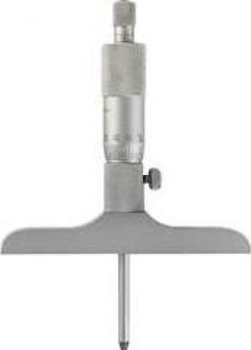 Micrometru de precizie pentru adancime 0136-018 de la Nascom Invest