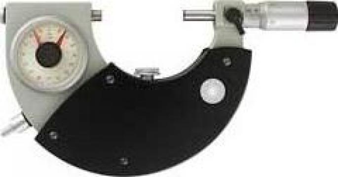 Micrometru de precizie cu levier palpator 0190-012 de la Nascom Invest