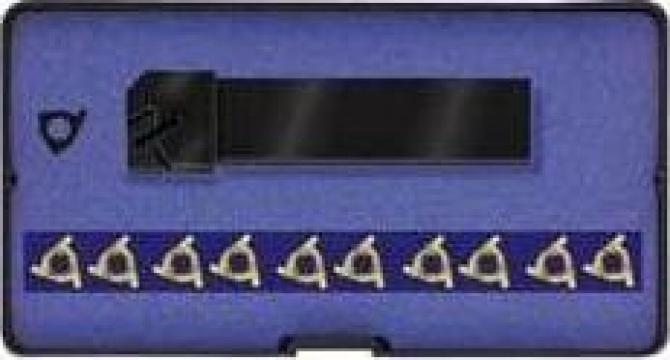 Set retezare exterioara cu tija cu inel de fixare 0717-622 de la Nascom Invest