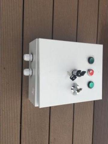 Tablou electric pentru motoreductor 0.55 kw de la Baza Tehnica Alfa Srl