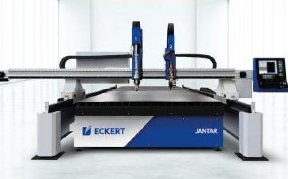 Masina CNC debitare plasma-oxigen Jantar