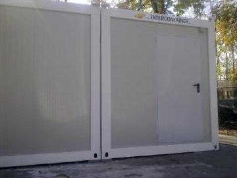 Containere de locuit de la Intercontainer