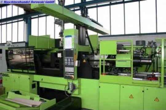 Masina injectie mase plastice Engel ES 650-150 HL CC 100 de la Maschinen Handel Borowski