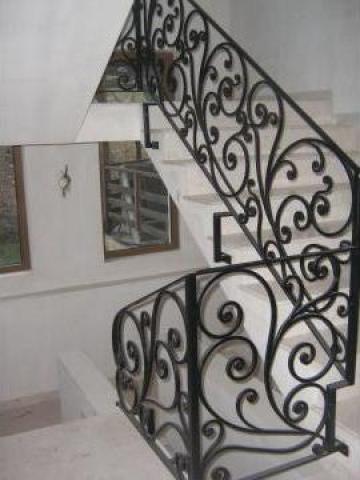 Balustrada din fier forjat de la Vietta Srl