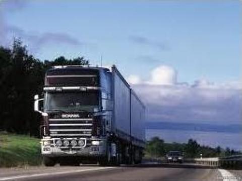 Transport marfa Franta de la Universal Spedition Srl