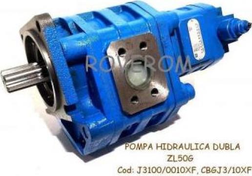 Pompa hidraulica dubla ZL50G