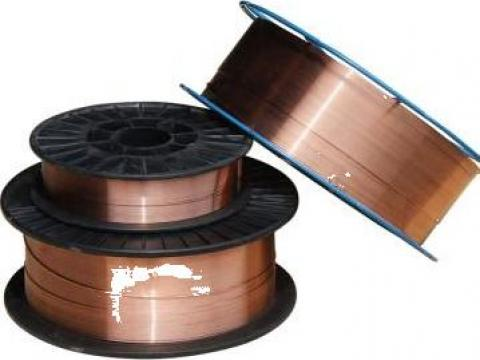 Sarma sudura SG2 1.0mm rola 15kg de la Plasmaserv Srl
