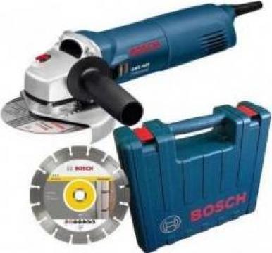 Polizor unghiular Bosch GWS 1400 cu disc de la Cleaning Group Europe