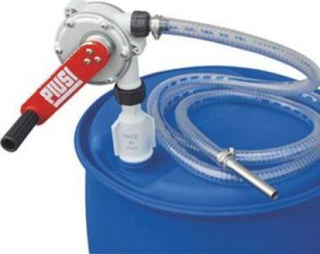 Pompa manuala rotativa inox pentru Adblue de la Edy Impex 2003