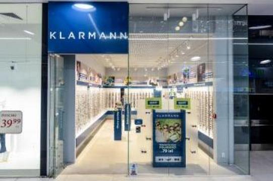 Mobilier optica medicala - Klarmann de la Landscape