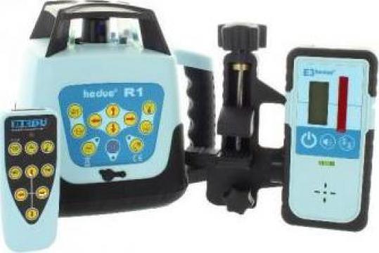 Laser rotativ Hedue R1 cu receptor laser E3