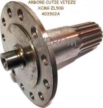 Arbore principal cutie viteze ZL40G, ZL50G de la Roverom Srl