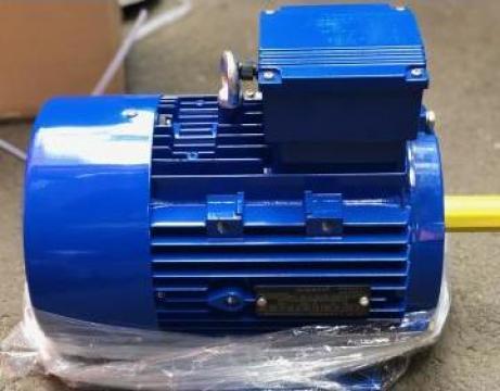 Motor electric 4kW x 3000rpm, cu talpi B3, 400V de la Baza Tehnica Alfa Srl