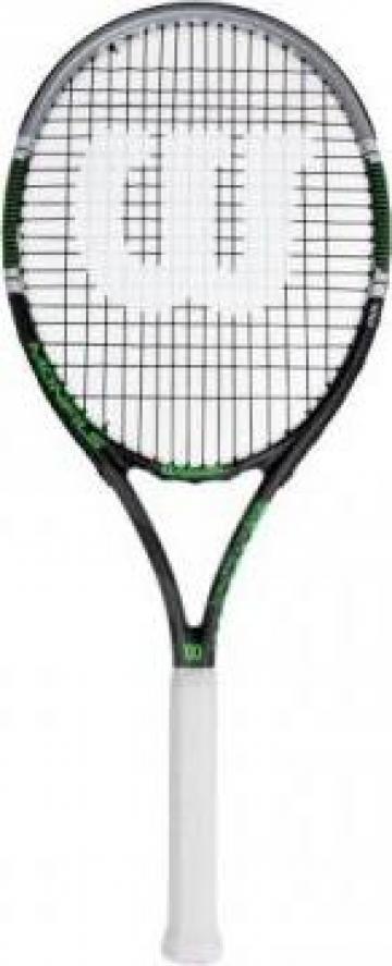 Racheta tenis Wilson Monfils 100W/O CVR RKT 3, maner 3 de la Best Media Style Srl