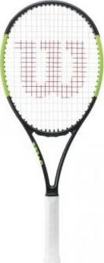 Racheta de tenis Wilson Blade 101L 16x20, Maner 1,2,3 de la Best Media Style Srl