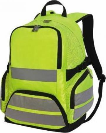 Rucsac reflectorizant Hi-Vis Backpack de la Best Media Style Srl