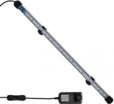 Lumina LED pentru acvariu 48 cm alb de la Vidaxl