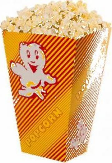 Cutii popcorn M4 (220g) de la Cristian Food Industry Srl.