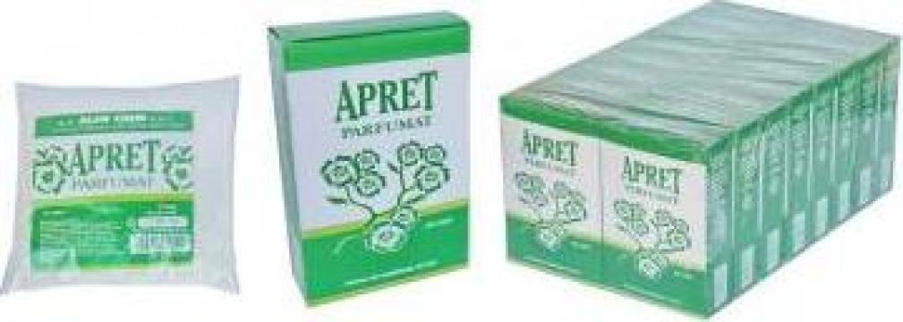 Apret parfumat
