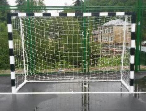 Poarta handbal otel pe teren de la Prosport Srl