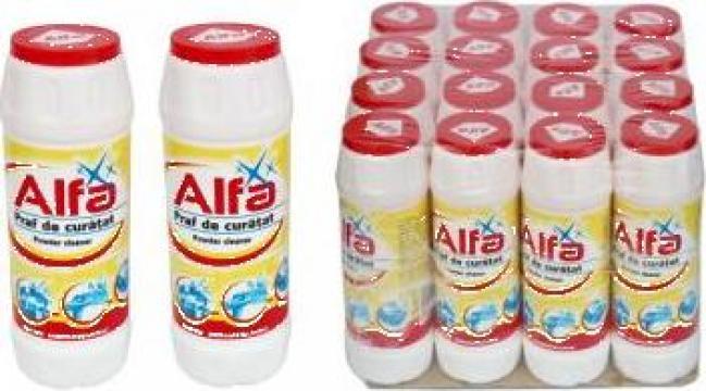 Praf de curatat Alfa
