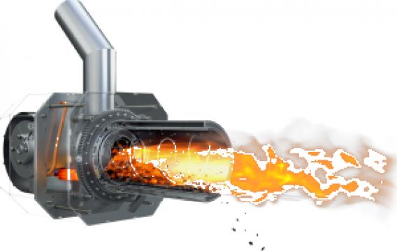 Arzator peleti Kipi Rot Power de la Bio Flame Ama