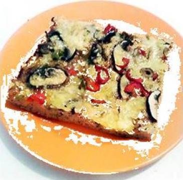 Pizza vegetariana 200 grame de la Anima Soft Srl