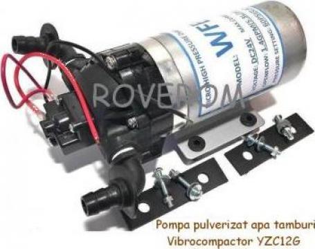 Pompa pulverizat apa tamburiYTO LTC212, Sinomach YZC12GS de la Roverom Srl