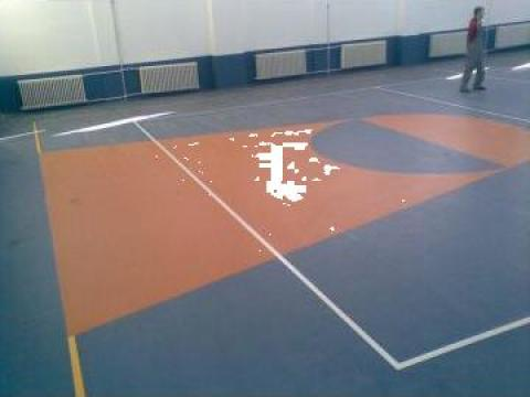 Covor PVC sport