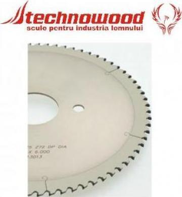 Panze circulare diamantate de la Technowood Srl