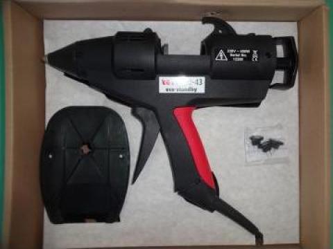 Pistol de lipit cu adeziv hot melt TEC 3400 de la Elettrograf Srl