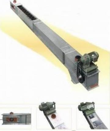 Transportor cu lant redler de la SC Technomill SRL