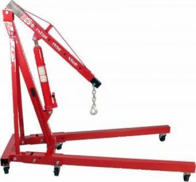 Macara hidraulica girafa 1 tona ZT-04F0024 de la Zimber Tools