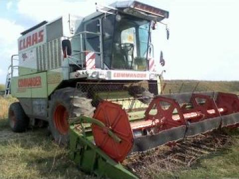Combina agricola Class Commander