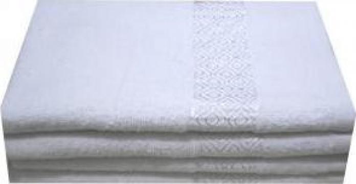 Prosop alb mare 70cmx140cm de la Sc B05 Vwd Comexim Srl