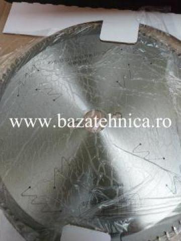 Panza circular placata cu carbura HM dantura alternativa de la Baza Tehnica Alfa Srl