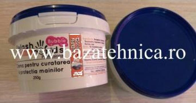 Crema curatat maini 250 gr de la Baza Tehnica Alfa Srl