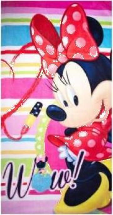 Prosop de plaja Mickey Mouse