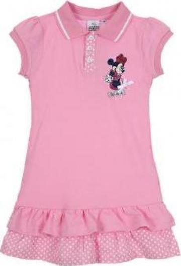Rochie fete roz Polo