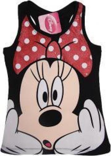 Tricou fara maneci pentru fete Minnie