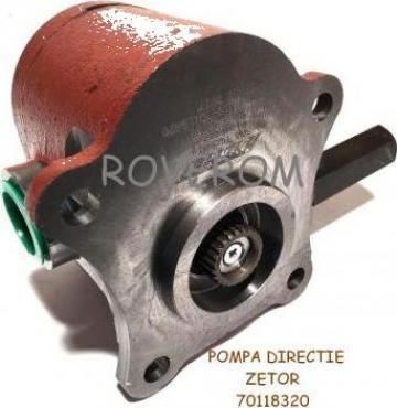 Pompa servodirectie Zetor 5211-7745 de la Roverom Srl