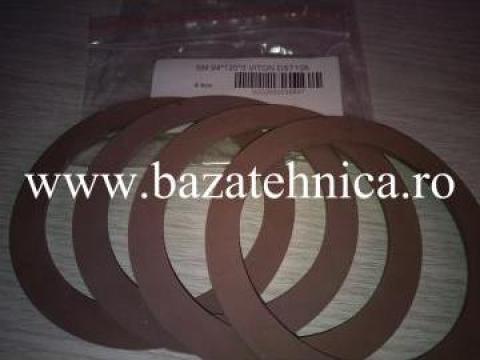 Garnitura etansare fi 94 x fi 120 x 3 mm Viton DST108 de la Baza Tehnica Alfa Srl