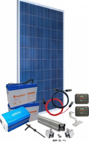 Kit fotovoltaic 500W de la SC Pulsar SRL