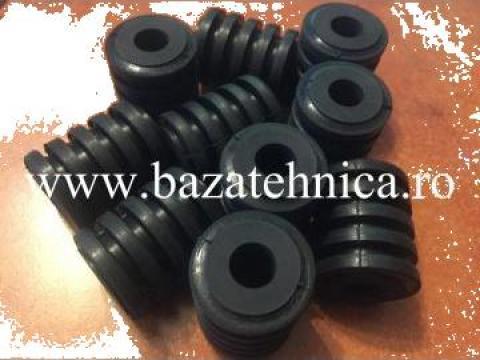 Element elastic cauciuc cuplaj cu bolturi d 12xD 32x L40 mm de la Baza Tehnica Alfa Srl
