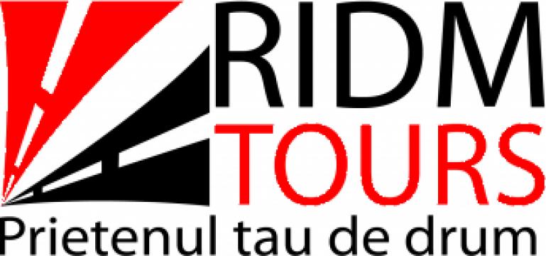 Inchirieri microbuze de la Ridm Tours