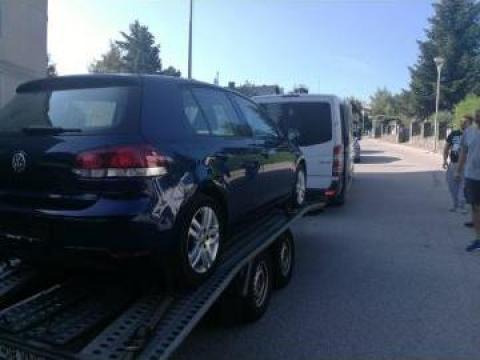 Tractari auto din Romania in Olanda de la Lucee Marfa Srl