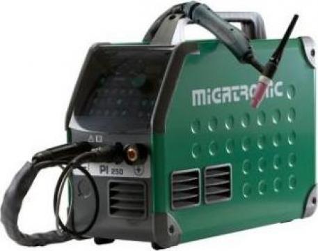 Aparat sudura Migatronic PI 250 AC DC PFC cu accesorii de la Bendis Welding Equipment Srl