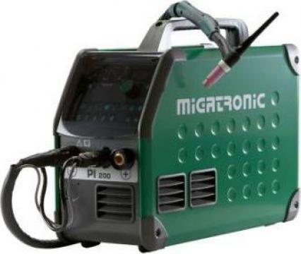 Aparat sudura Migatronic PI 250 DC HP PFC cu accesorii de la Bendis Welding Equipment Srl
