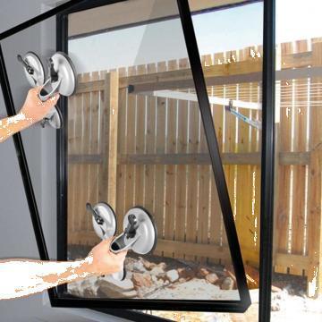 Ventuze profesionale din aluminiu cu 3 cupe ProPlus